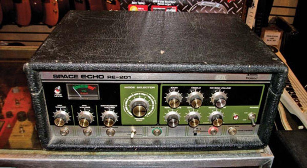 1977 Roland RE-201 Space Echo
