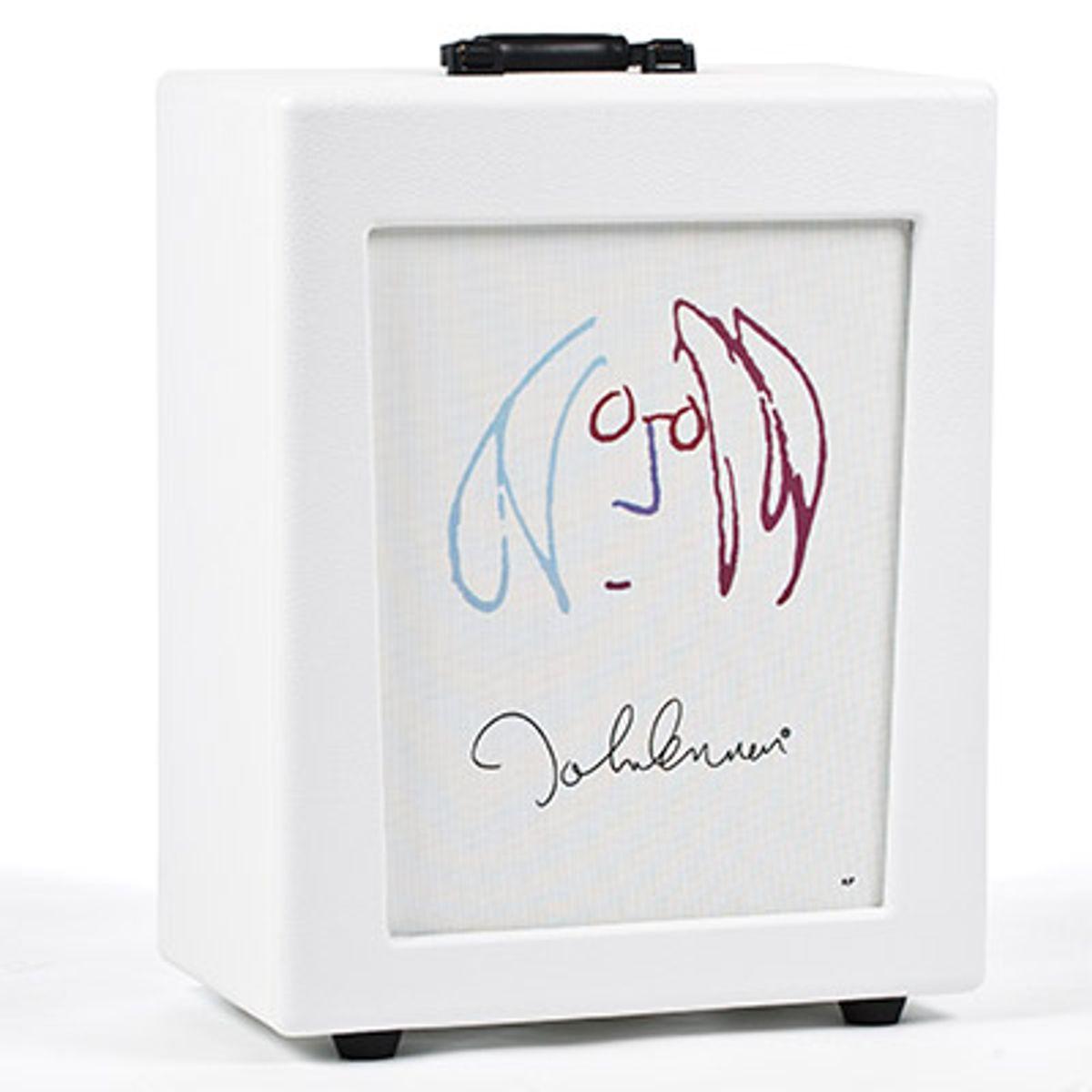 Fargen Amplification Announces John Lennon Signature Amp Line