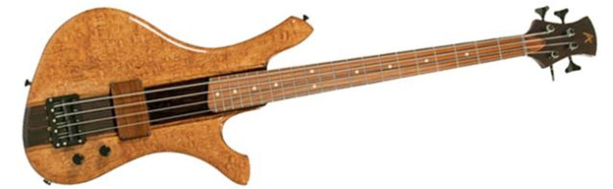 Ansir Imperial SL Bass Review