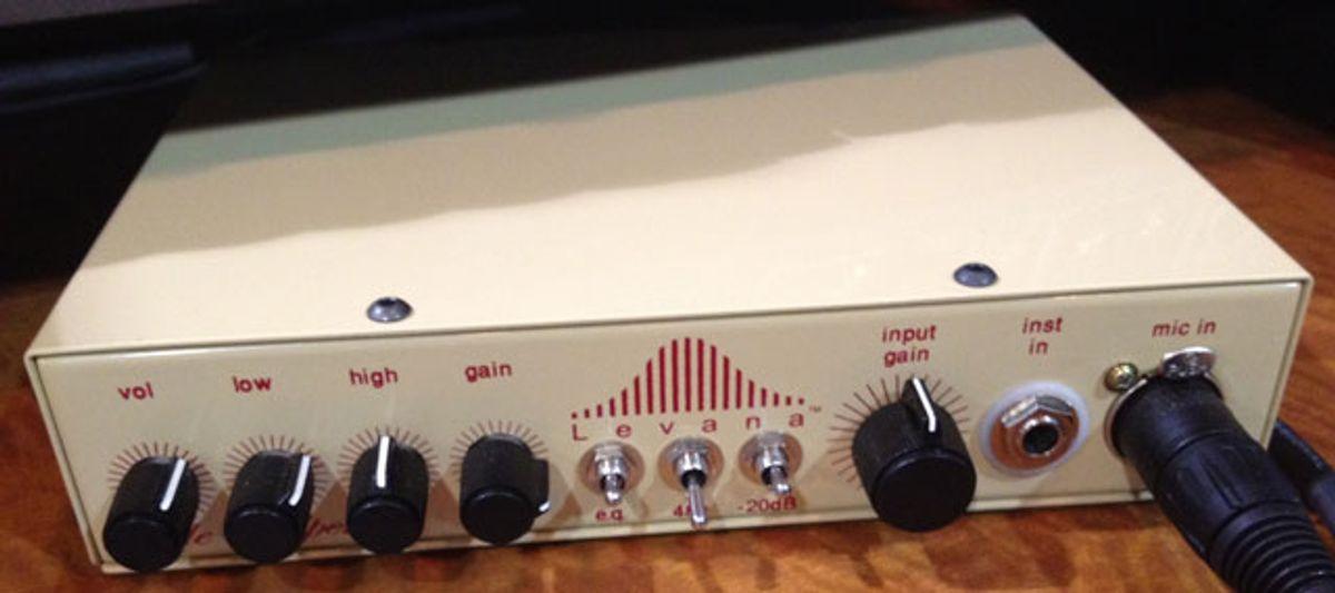 Studio-Blue Releases the Levana Audio Little Helper