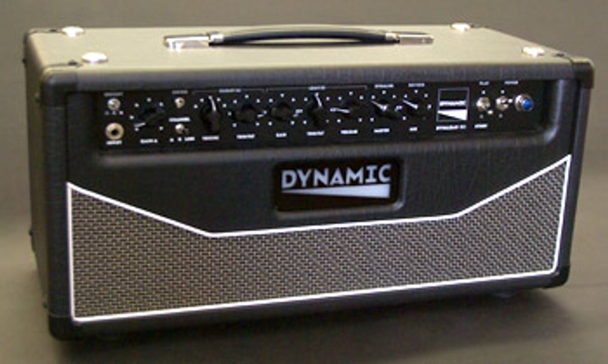 Dynamic Amps Releases the DynaLead