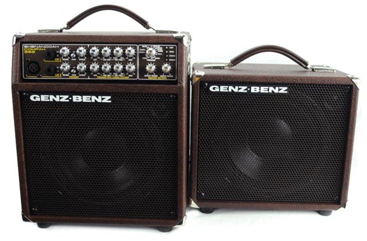 Genz Benz Shenandoah Compak 300 Combo Acoustic Amp Review