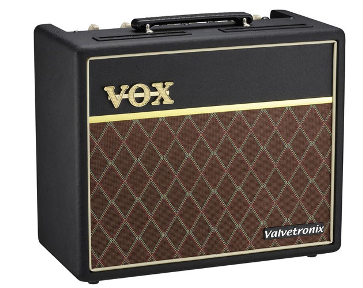 Vox Amps Releases the Valvetronix VT20+ Classic
