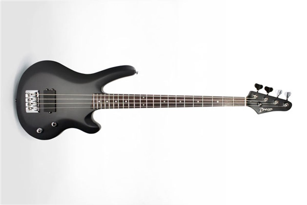Dream Studio Guitars Releases the Majestic Bass