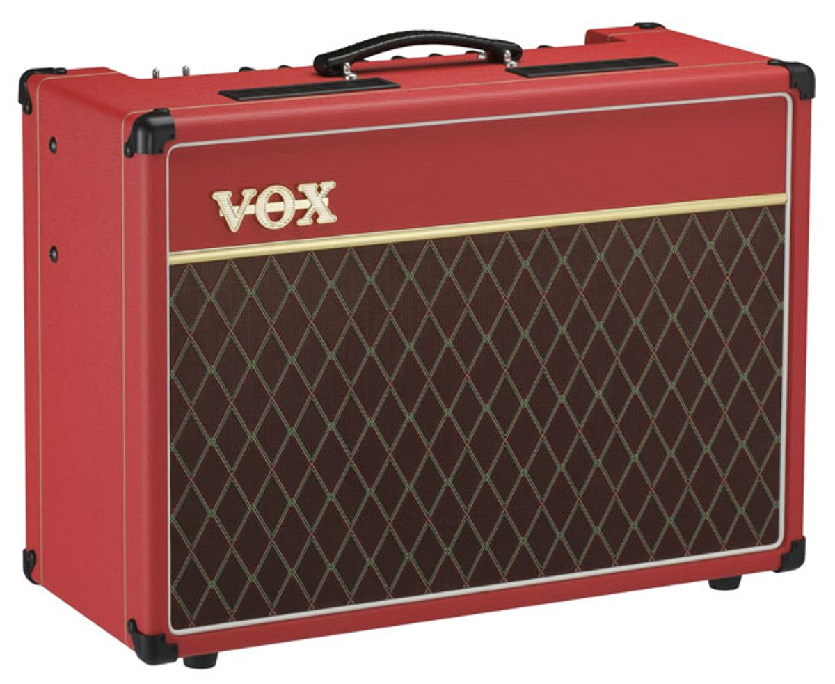 Vox Unveils the Limited-Edition C4C1 and AC15C1