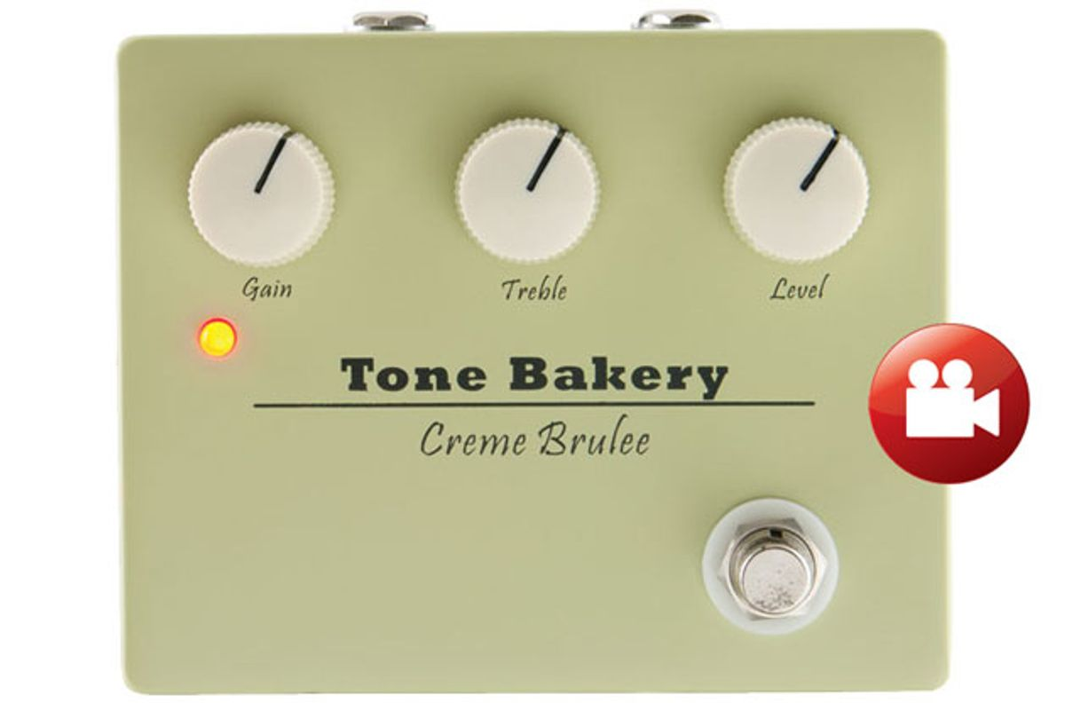 Tone Bakery Creme Brulee Review