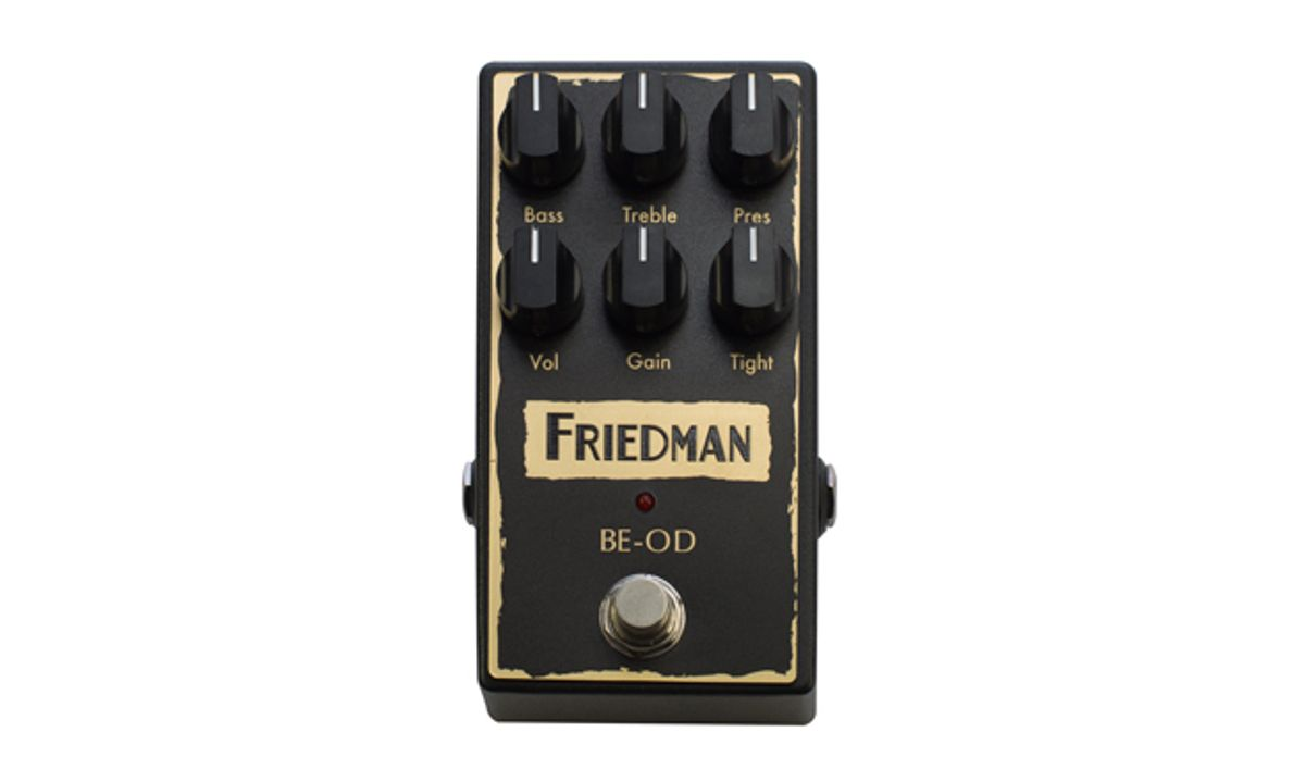 Friedman Amplification Unveils the BE-OD