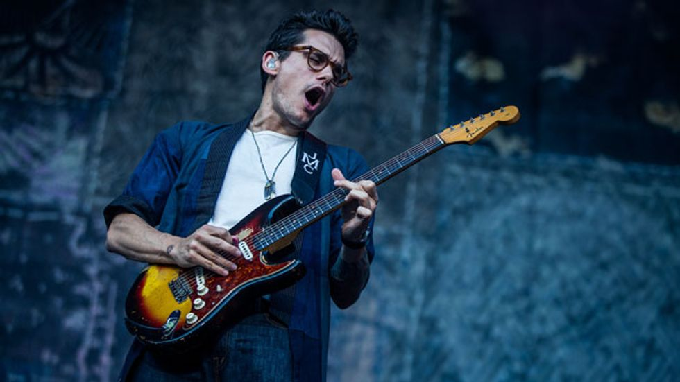 John Mayer Wallpaper: The Many Sides Of John Mayer