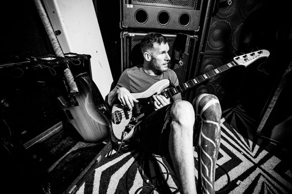 Tim Commerford: Wakrat and the Power of Now   Premier Guitar