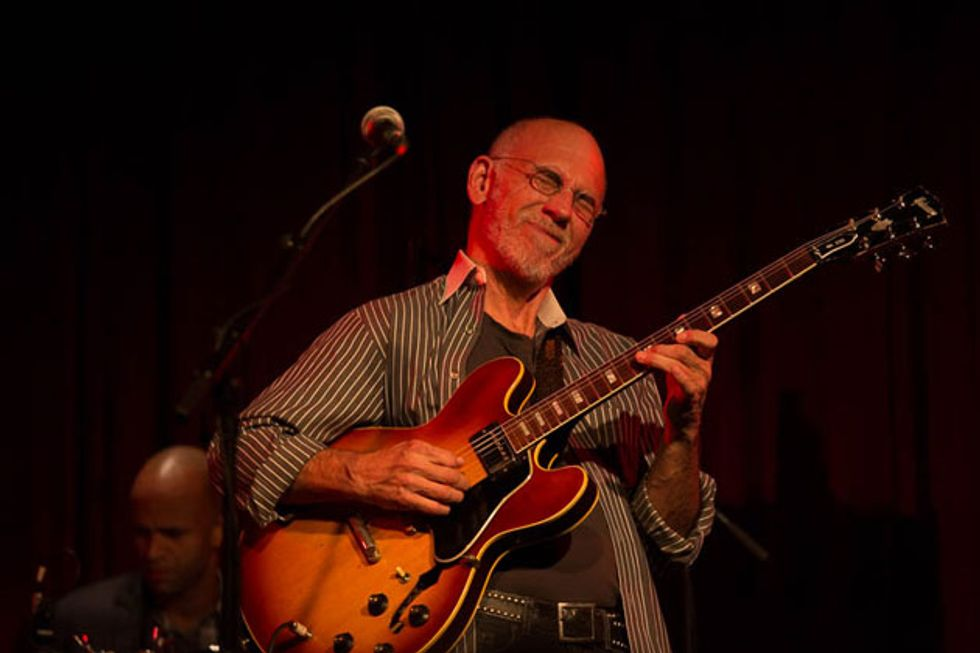 Beyond Blues: Larry CarltonSponsored Content