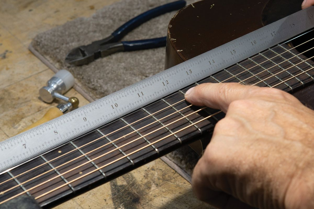Acoustic Soundboard: Scale Length and String Tension