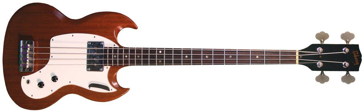 Vintage Vault: 1968 Gibson Melody Maker Bass