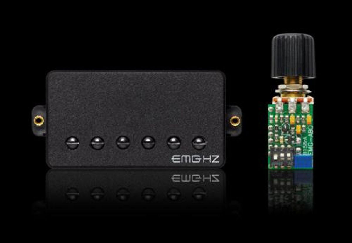 EMG Releases Alexi Laiho Signature Pickup Set