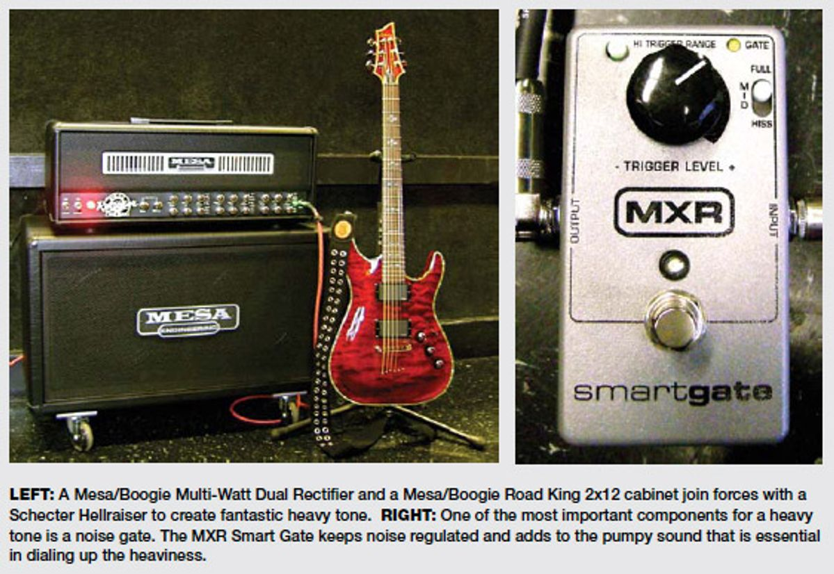 Tone Tips from the Road: The Heavy Tone Equation