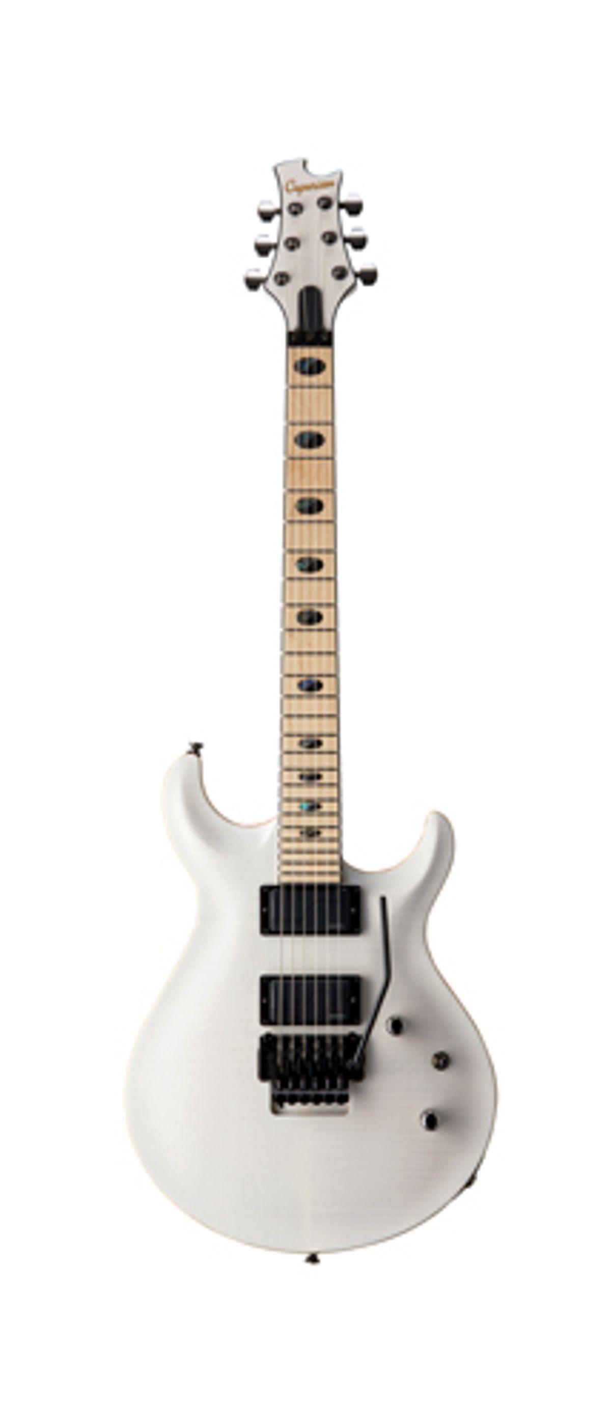 Caparison Guitars Unveils the Nick Hipa Signature Model