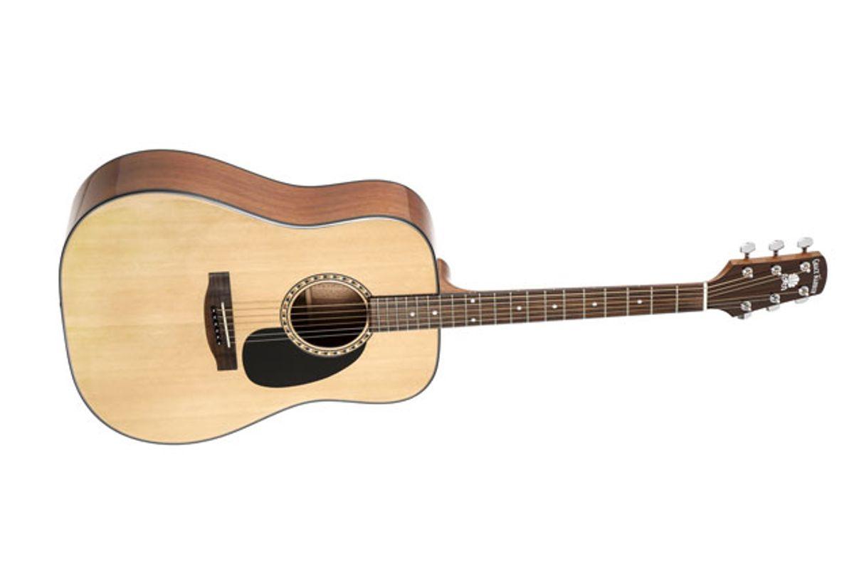 Dana B. Goods Announces Grace Harbor Acoustic Guitar Line