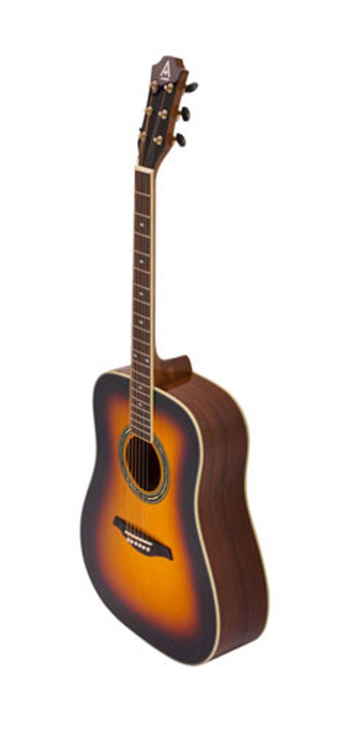 Hohner Expands A+ Acoustic Guitar Line