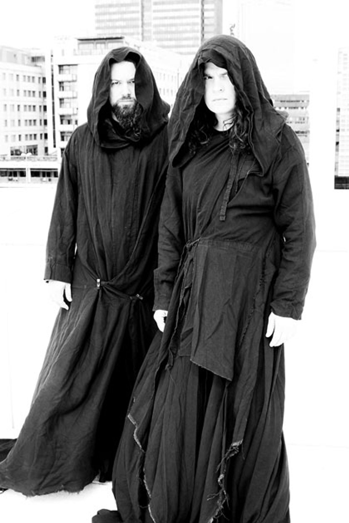 Drone Alone: The Savage Soundscapes of Sunn O)))