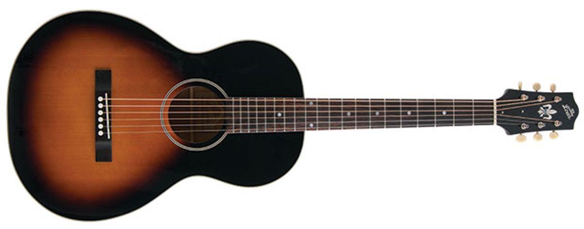 Loar LO-215 Acoustic Guitar Review