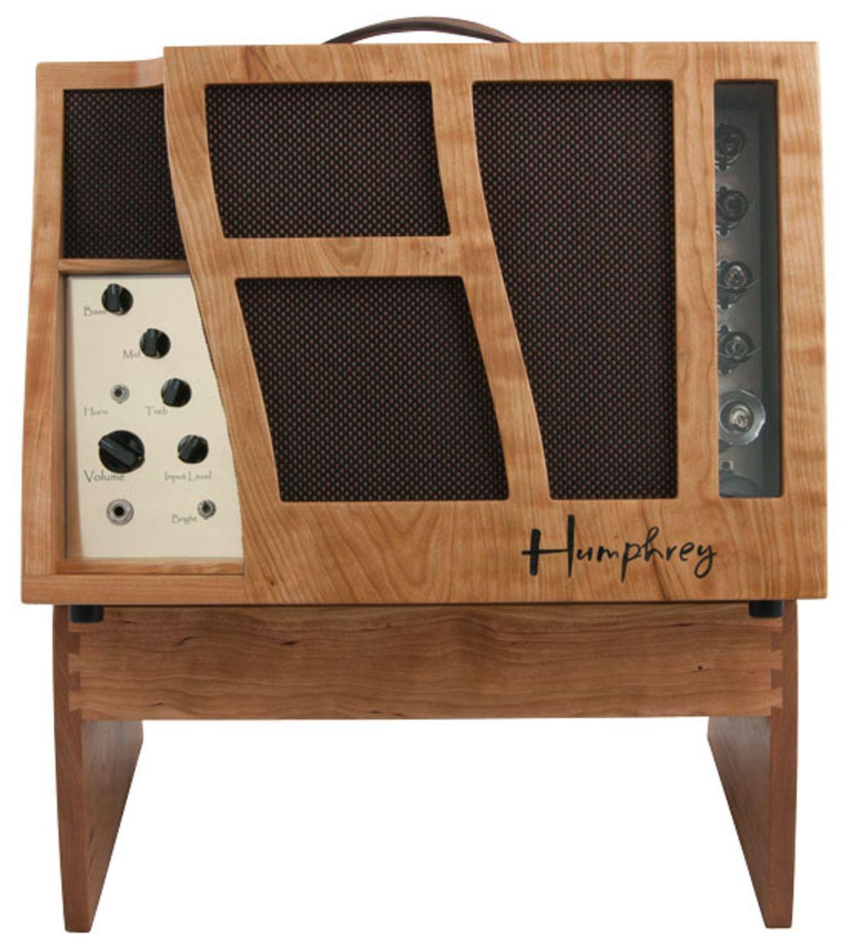 Humphrey Espresso 15 Acoustic Amp Review