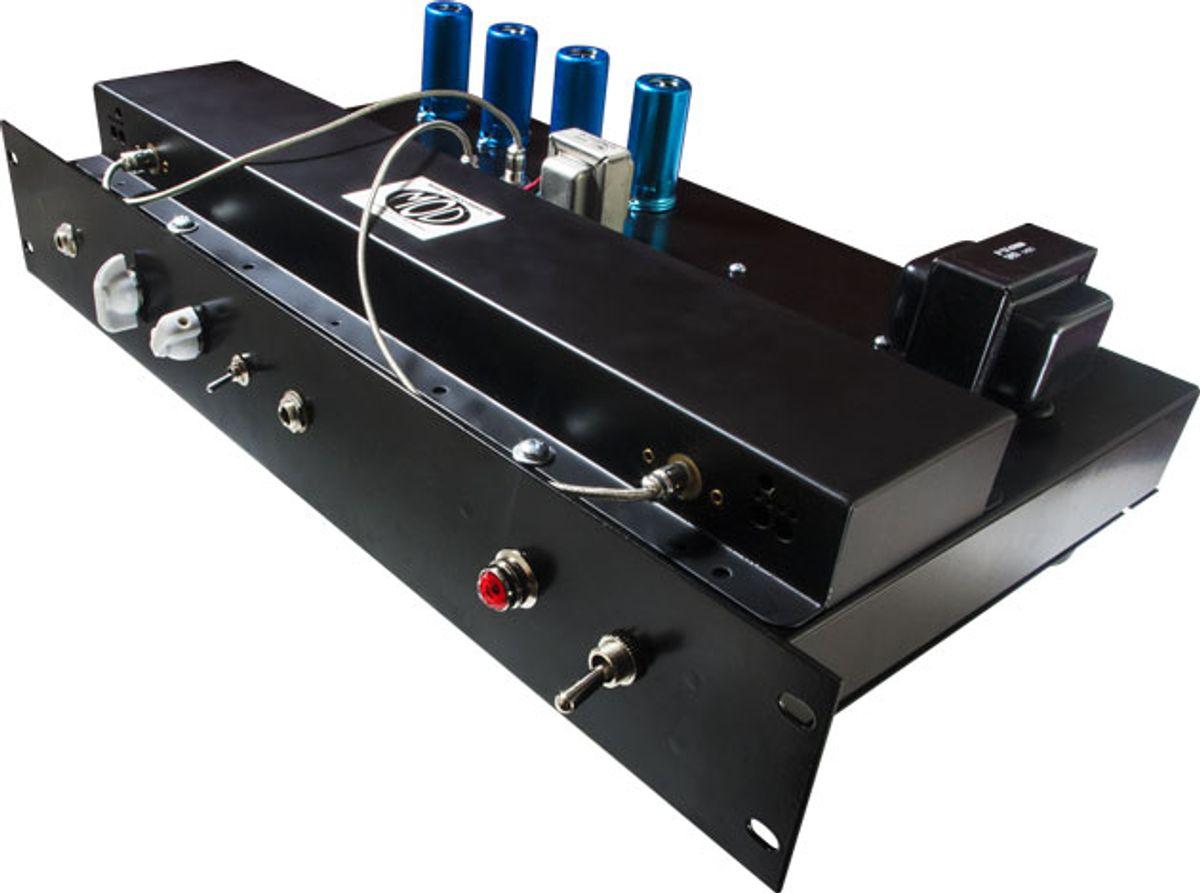 MOD Kits DIY Releases the Wave Reverb Unit Kit
