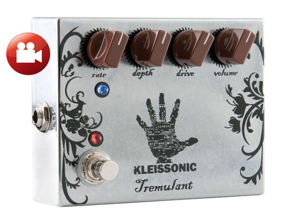 Kleissonic Tremulant Review