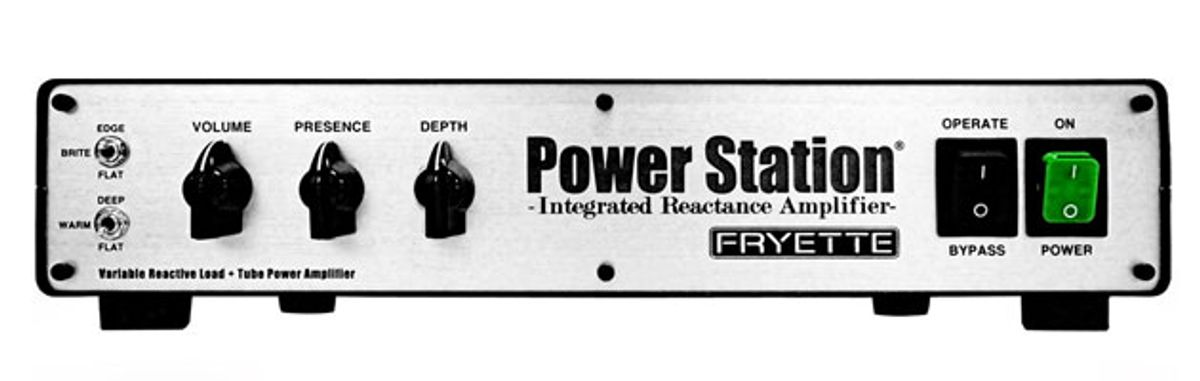 Fryette Introduces the Power Station