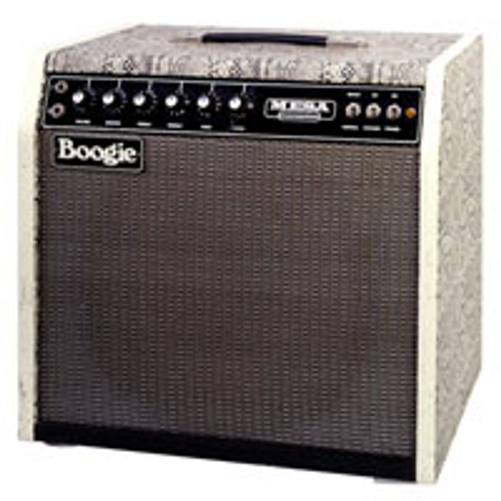A Mesa Boogie History