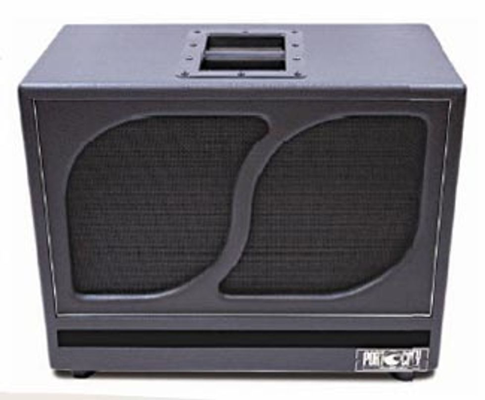 Port City Dual Fifty & Wave Cabinet