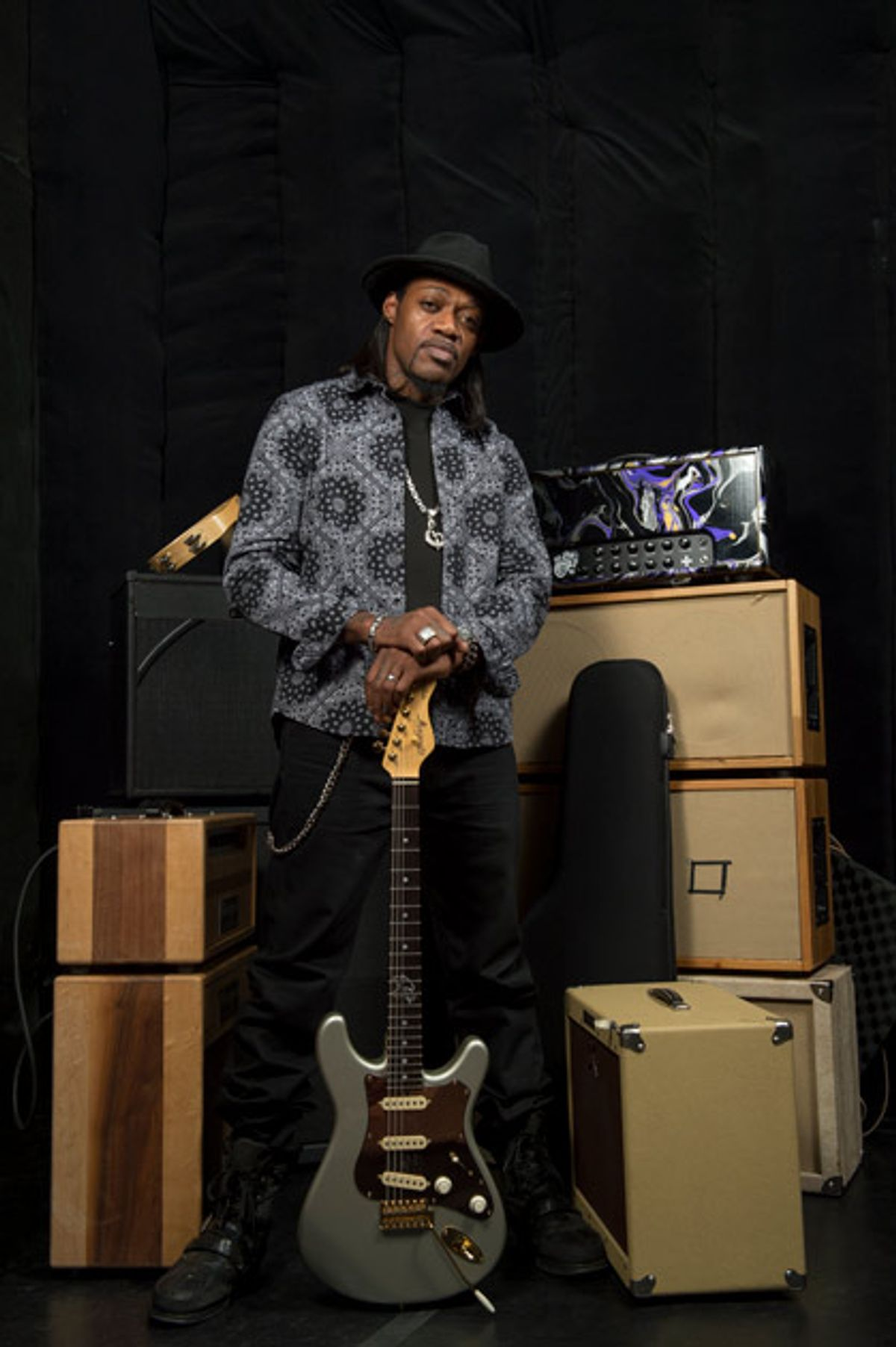 Eric Gales: 'Middle of the Road' Full Album Premiere