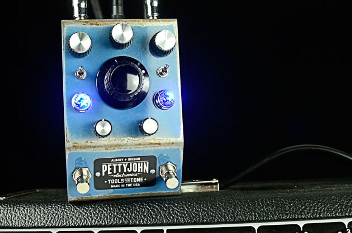 Pettyjohn Electronics Introduces the PreDrive Studio