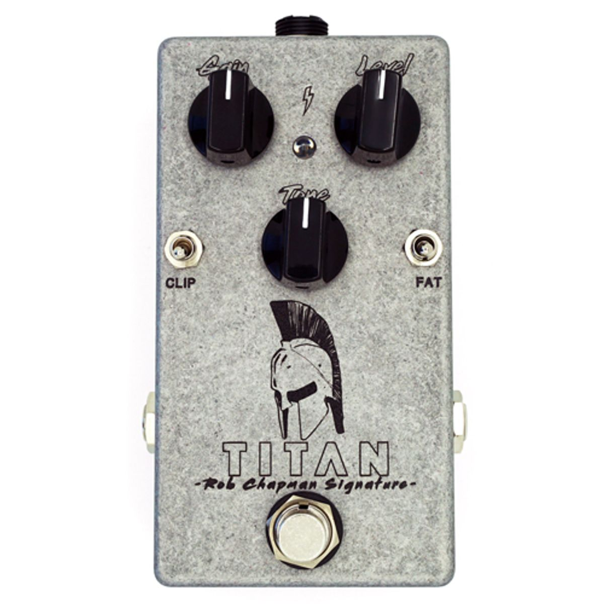 Mythos Pedals Launches the Rob Chapman Signature Titan Overdrive