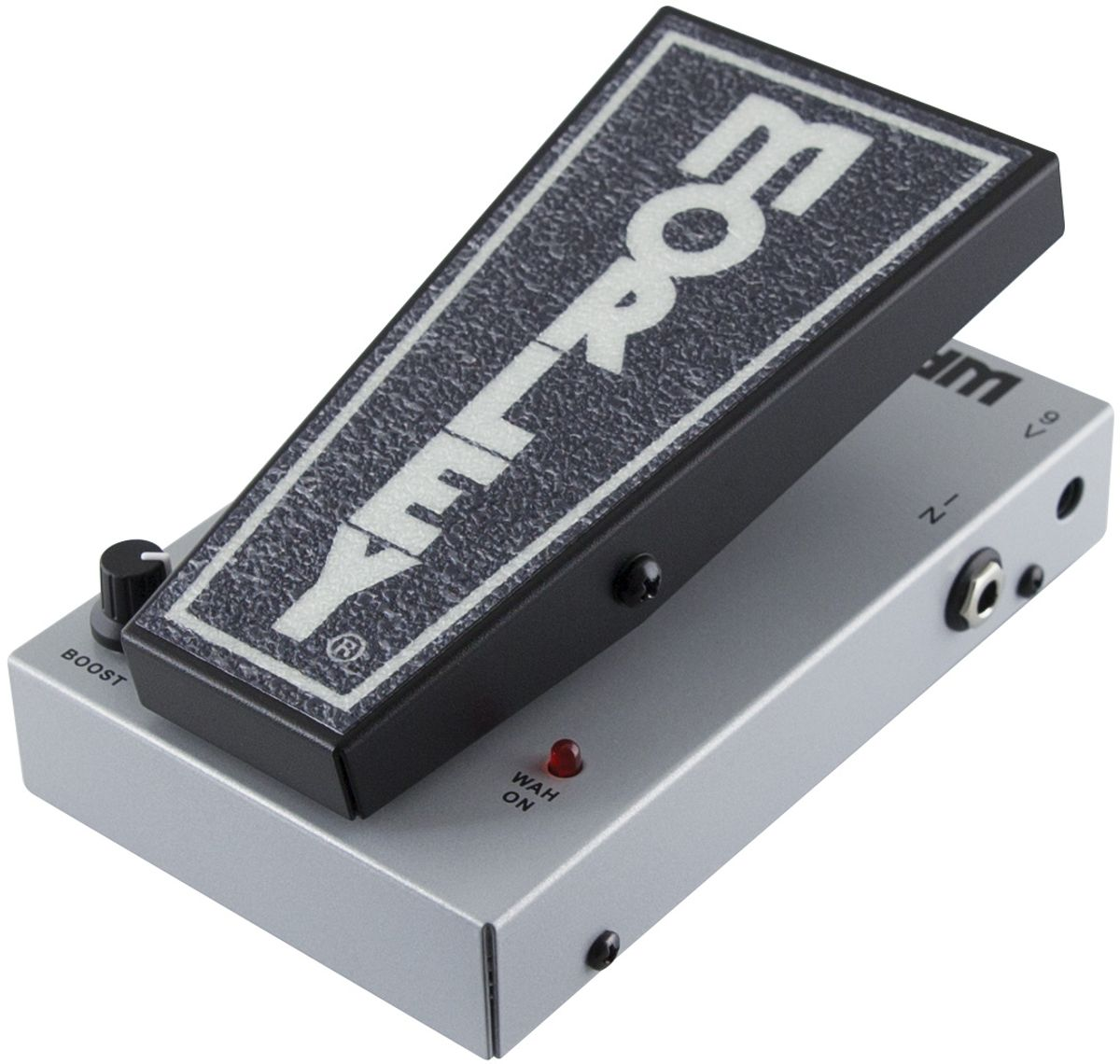 A Powerful and Sensibly Sized Wah Adds Fire to Your Filter Sweeps