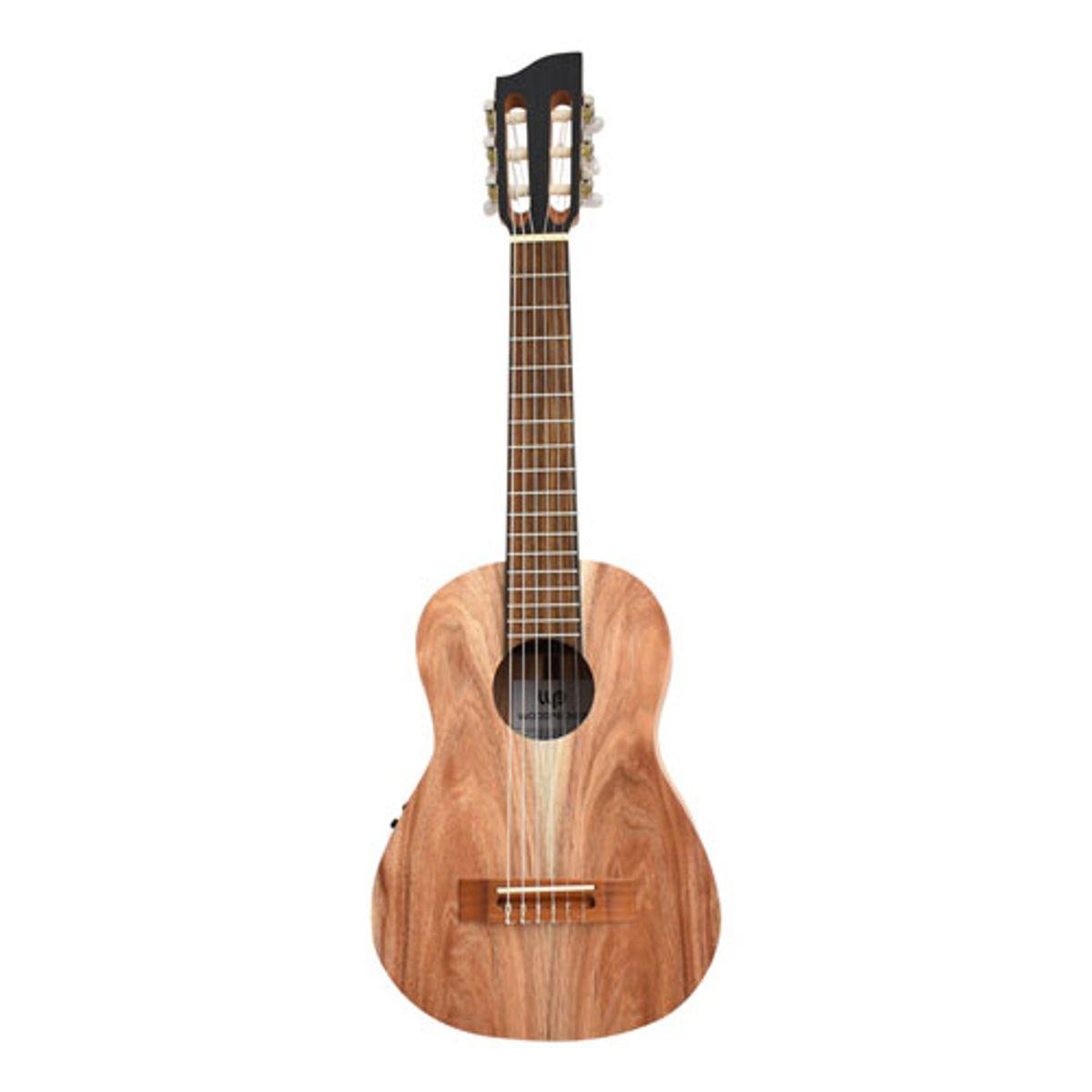 "Woodpecker Instruments Introduces the 31"" Travel Koa"