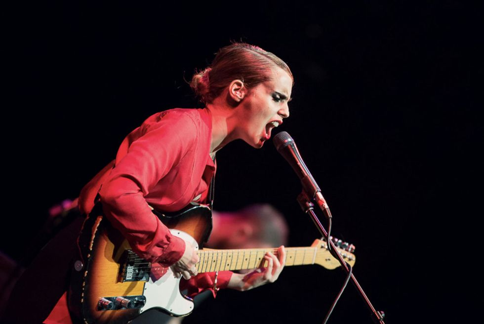 """""""Seeing Women Play Guitar Is—<i>Annoyingly</i>—Still Something of an Anomaly"""""""