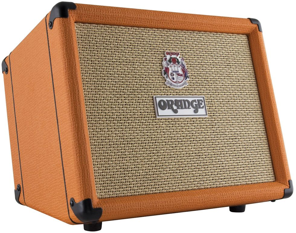 Orange Crush Acoustic 30: The <i>Premier Guitar</i> Review
