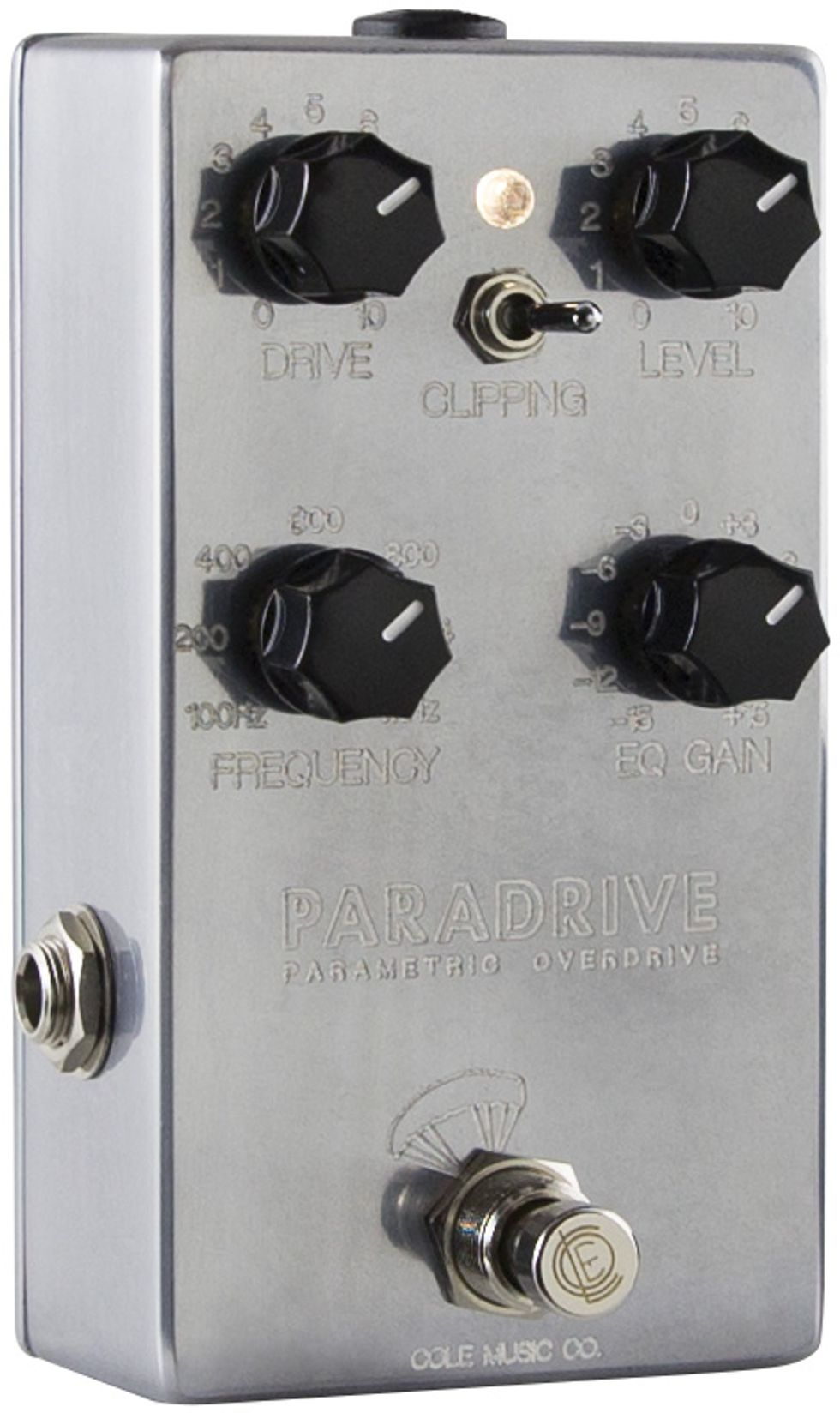 This Overdrive Has an Identity Crisis—In a Good Way