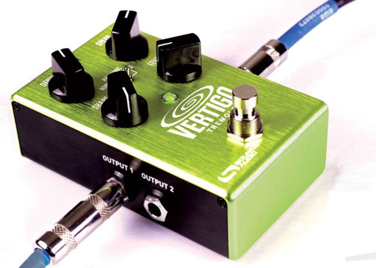 Source Audio Releases the Vertigo Tremolo