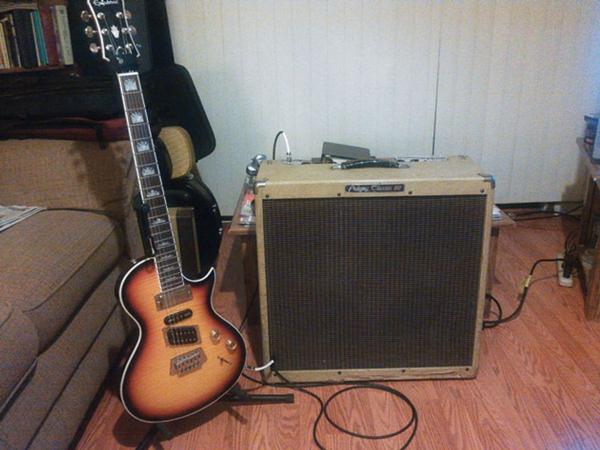 Ask Amp Man: Troubleshooting a Peavey Classic 50