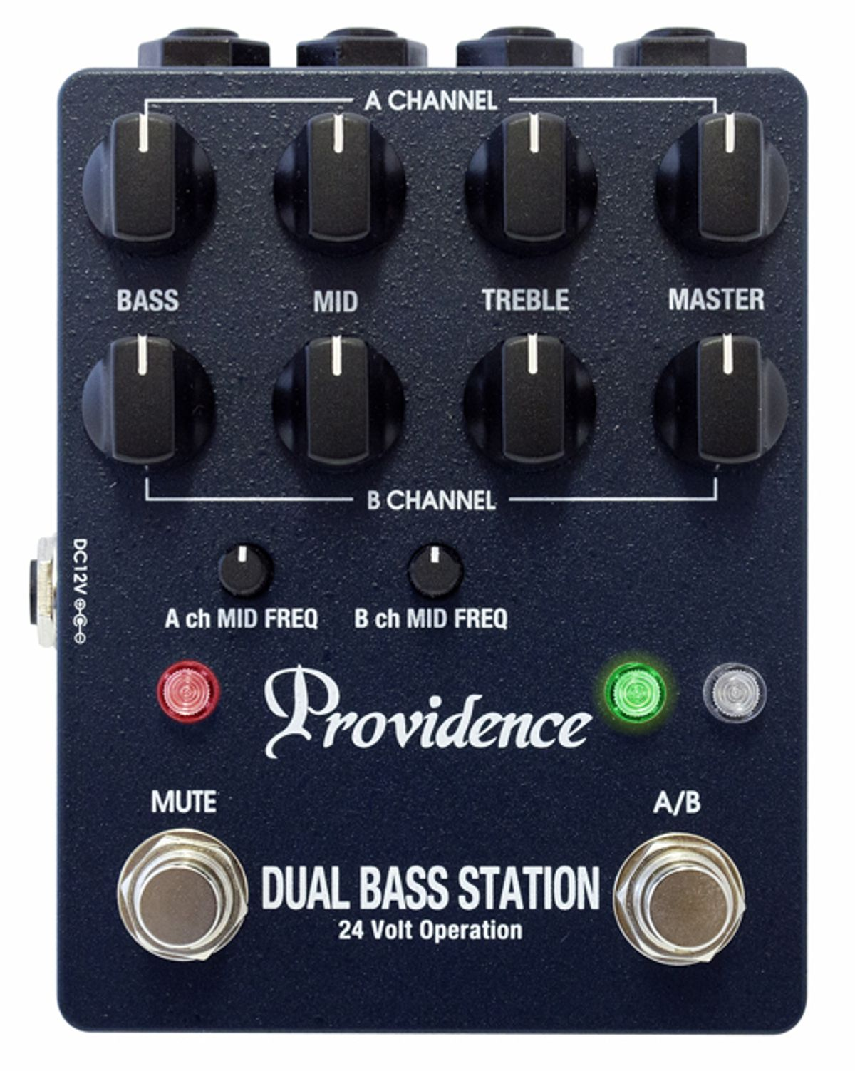 Providence Introduces the Dual Bass Station Preamp