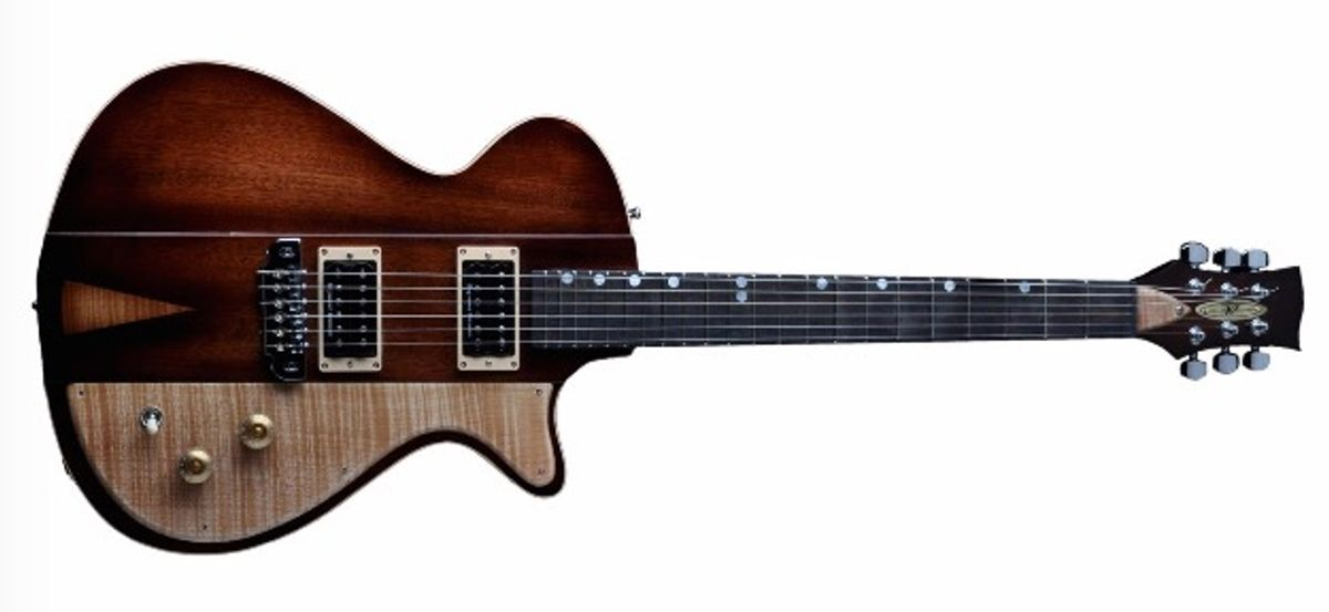 Weller Guitars Offers the Fleetwood Series and the Stageliner