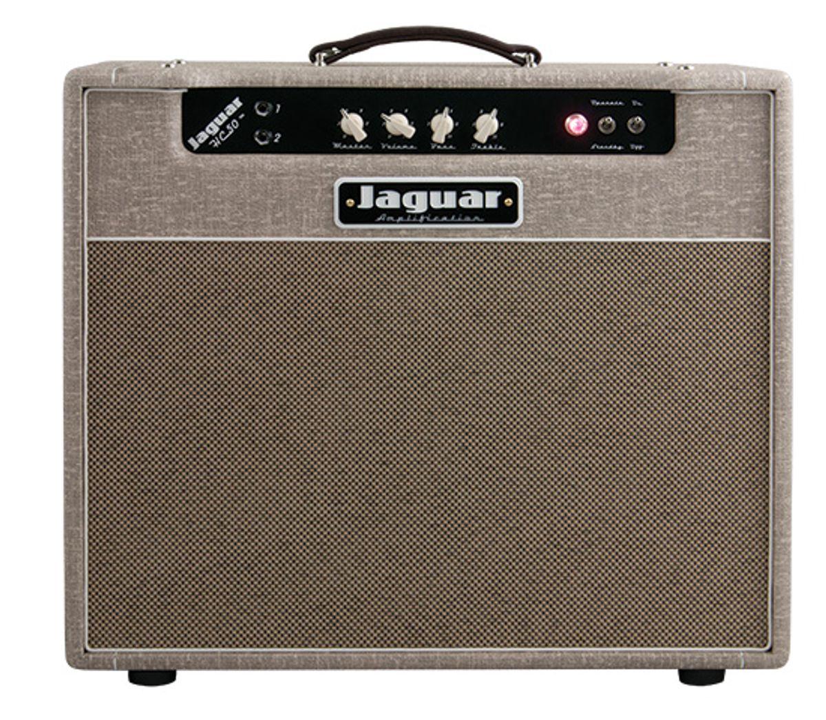 Jaguar HC50 Amp Review