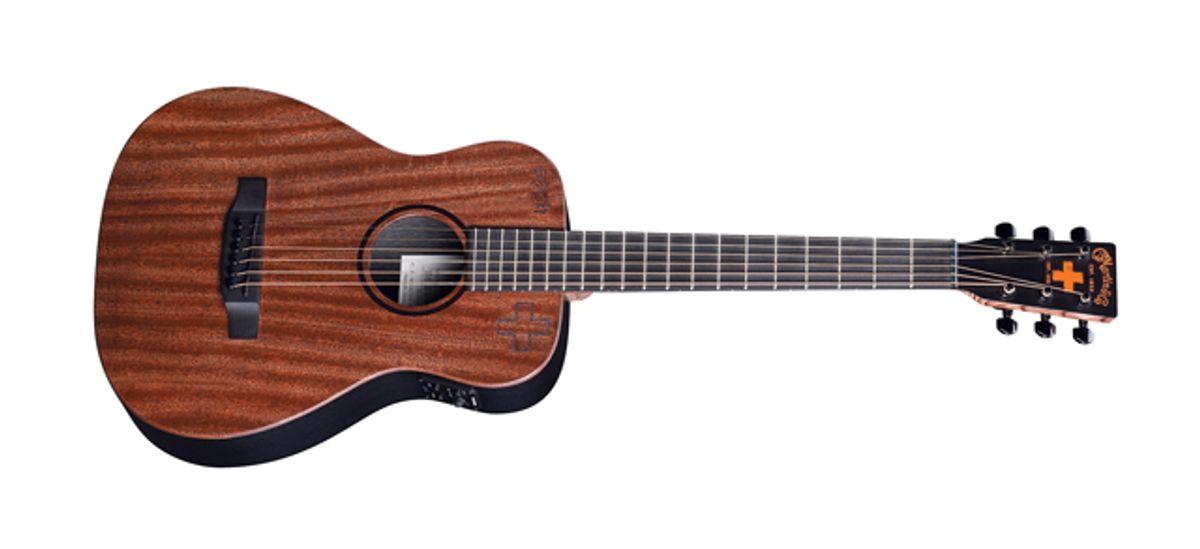 Martin Guitars Unveils Ed Sheeran Signature LX1E Guitar