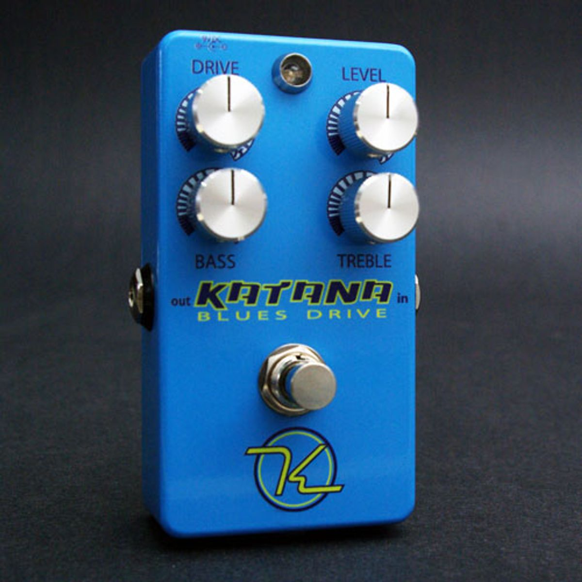 Keeley Electronics Releases the Katana Blues Drive