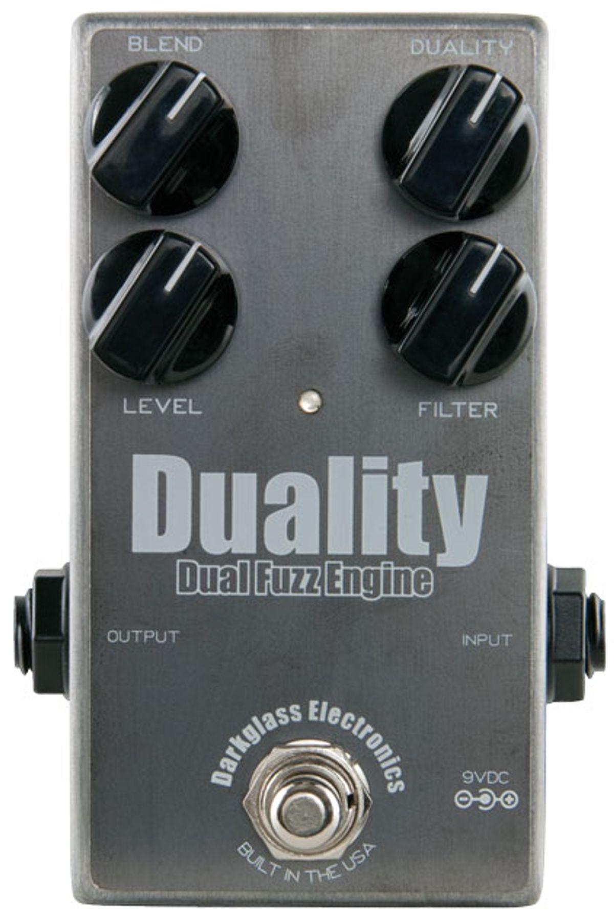 Darkglass Electronics Duality Dual Fuzz Engine Review
