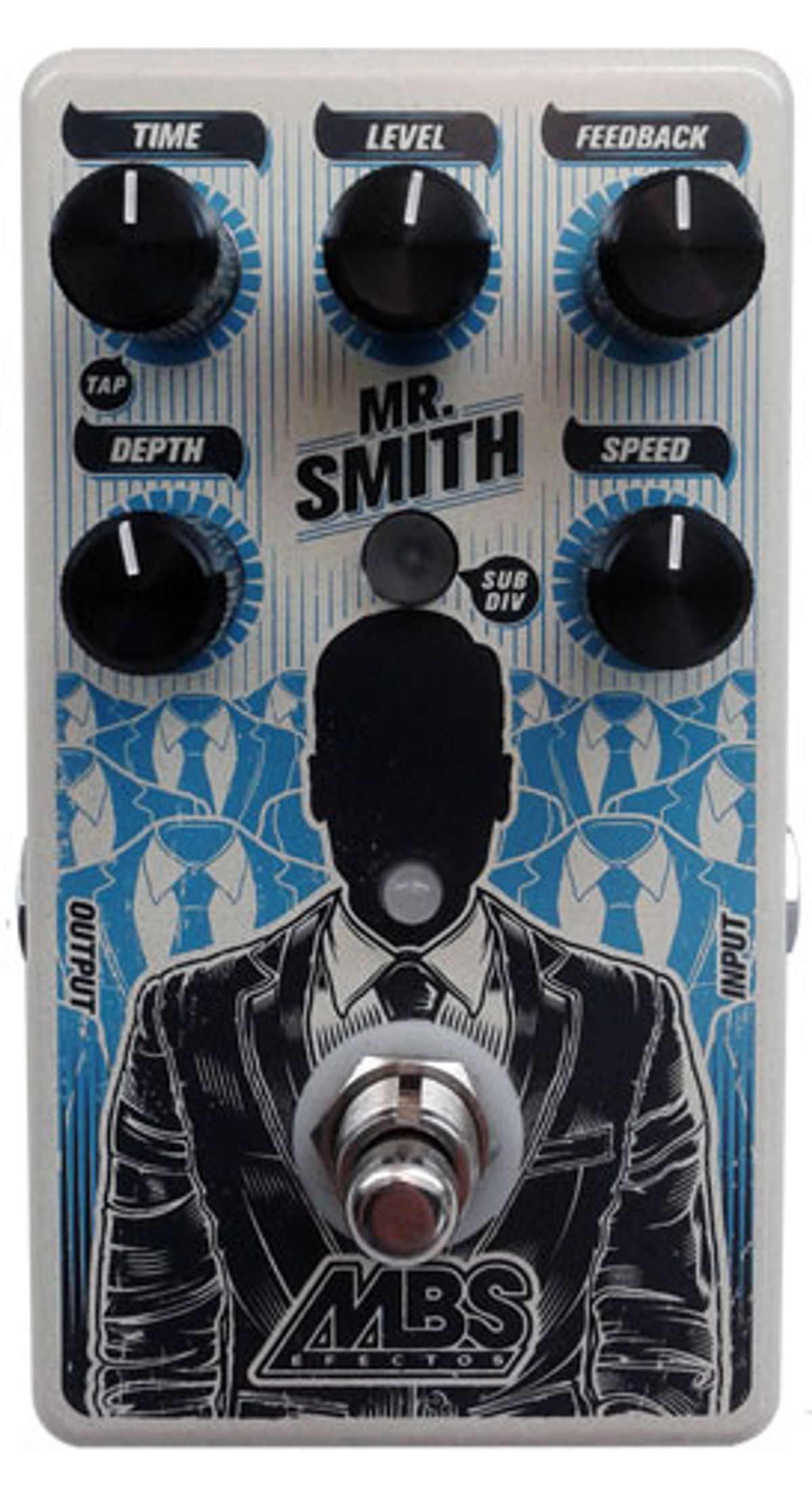 MBS Effects Introduces the Mr. Smith Delay