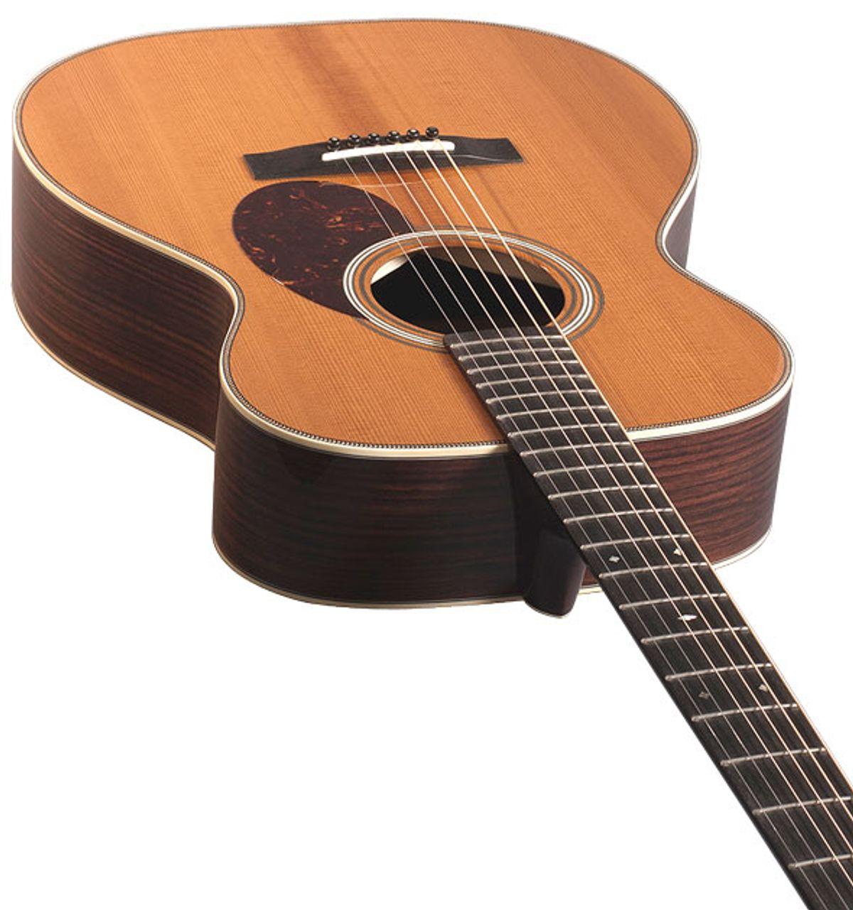 Acoustic Soundboard: Torrefied Woods—Don't be Afraid