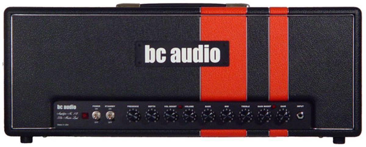 BC Audio Unveils Updated Version of Amplifier No. 10