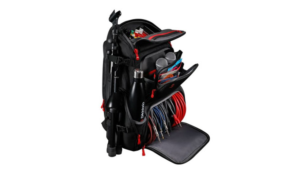 D'Addario Accessories Releases the Blackline Gear Transport Pack