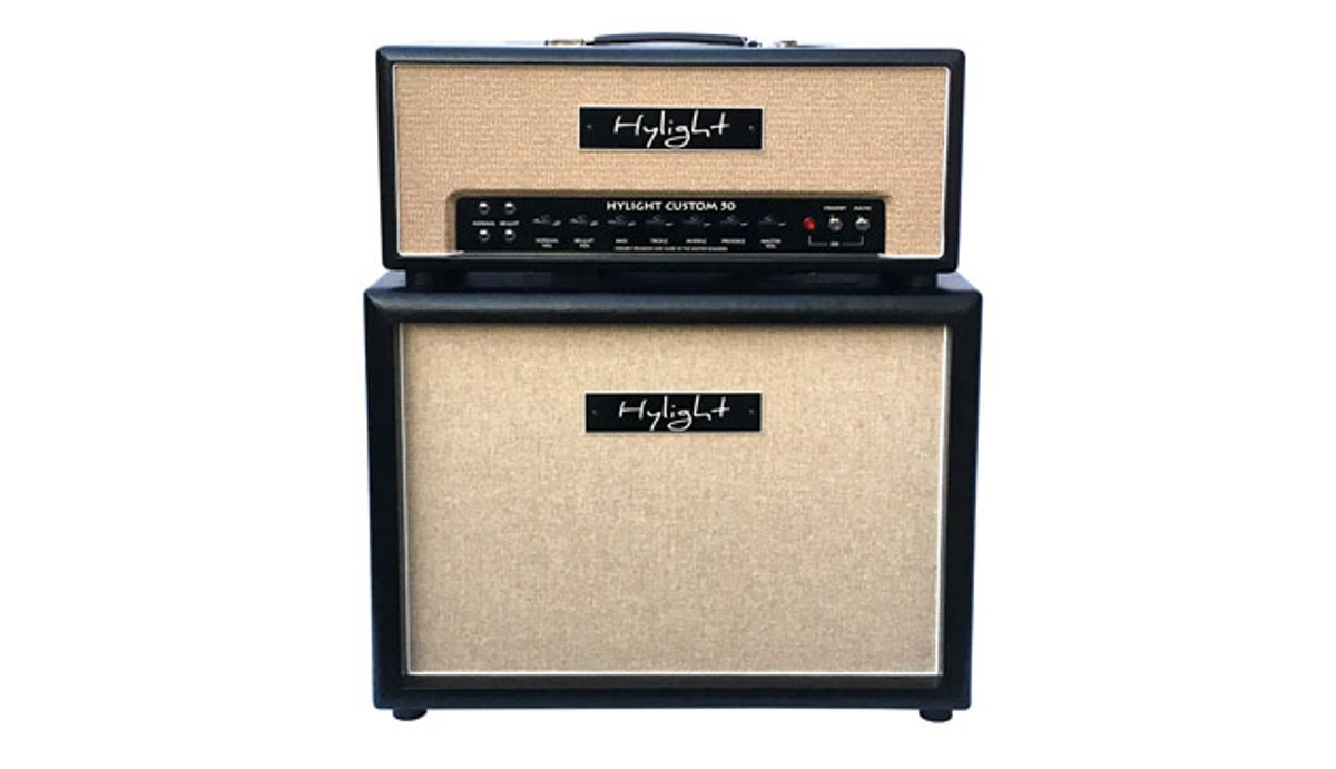 Hylight Electronics UK Unveils Vintage Reissue Amp Line